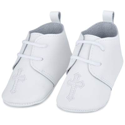Leather Christening/Baptism Shoes