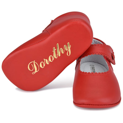 Dorothy-Red