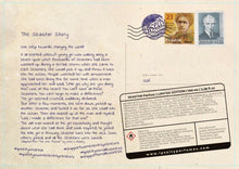 Load image into Gallery viewer, SEASTAR PERFUME DECLARATION ENGLISH POSTCARD