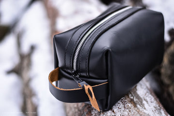 Moyie Dopp Kit - North Idaho Leather