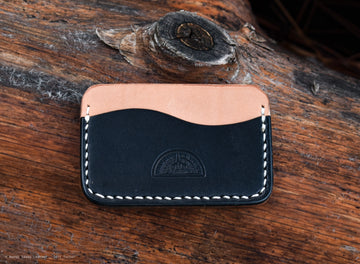 No.3 Black and Tan - North Idaho Leather