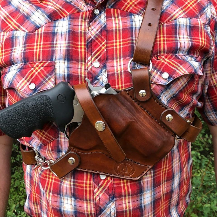 Custom Holsters - North Idaho Leather