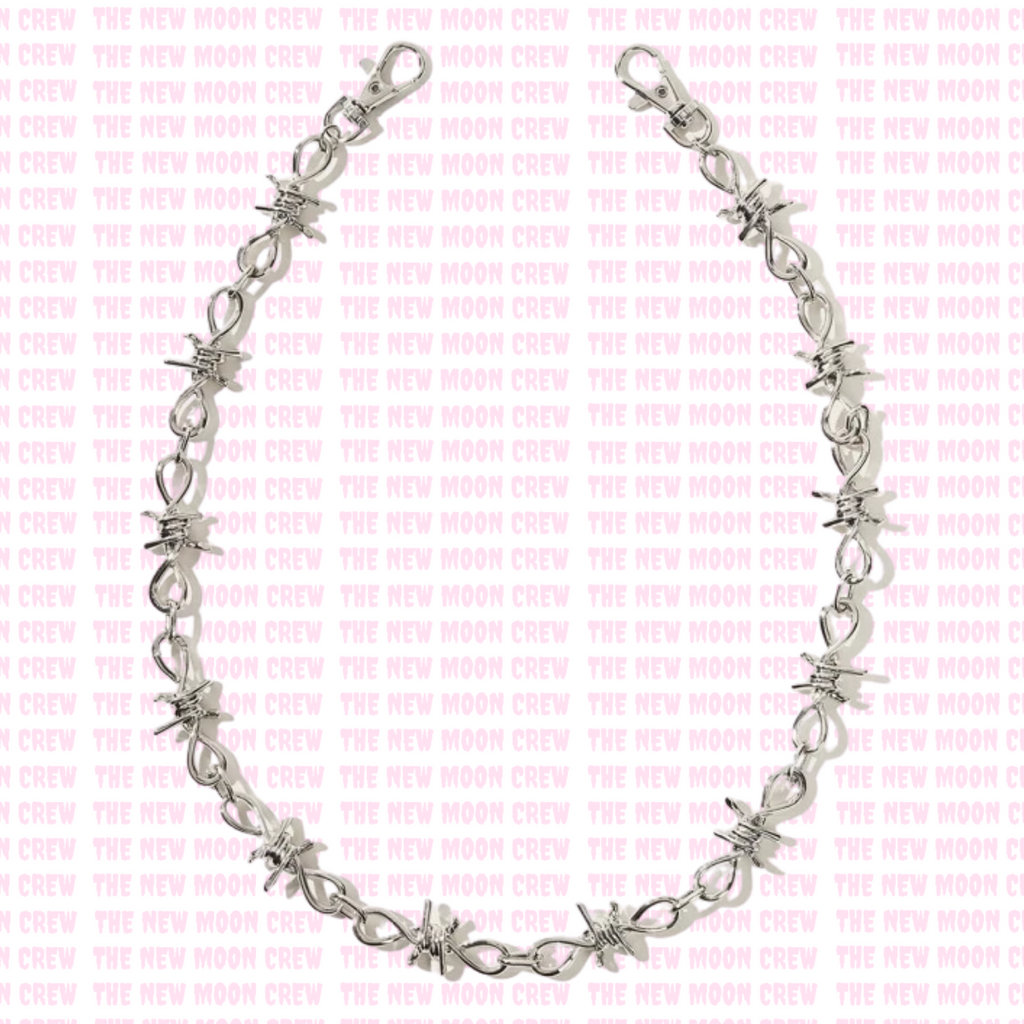 Not Ur Babe Belt Chain
