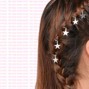 Seeing Stars Hair Rings