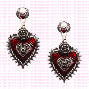 Volturi Drop Earrings