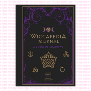 Wiccapedia Journal – A Book Of Shadows
