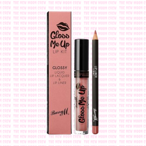 Barry M Gloss Me Up Lip Kit - Peach