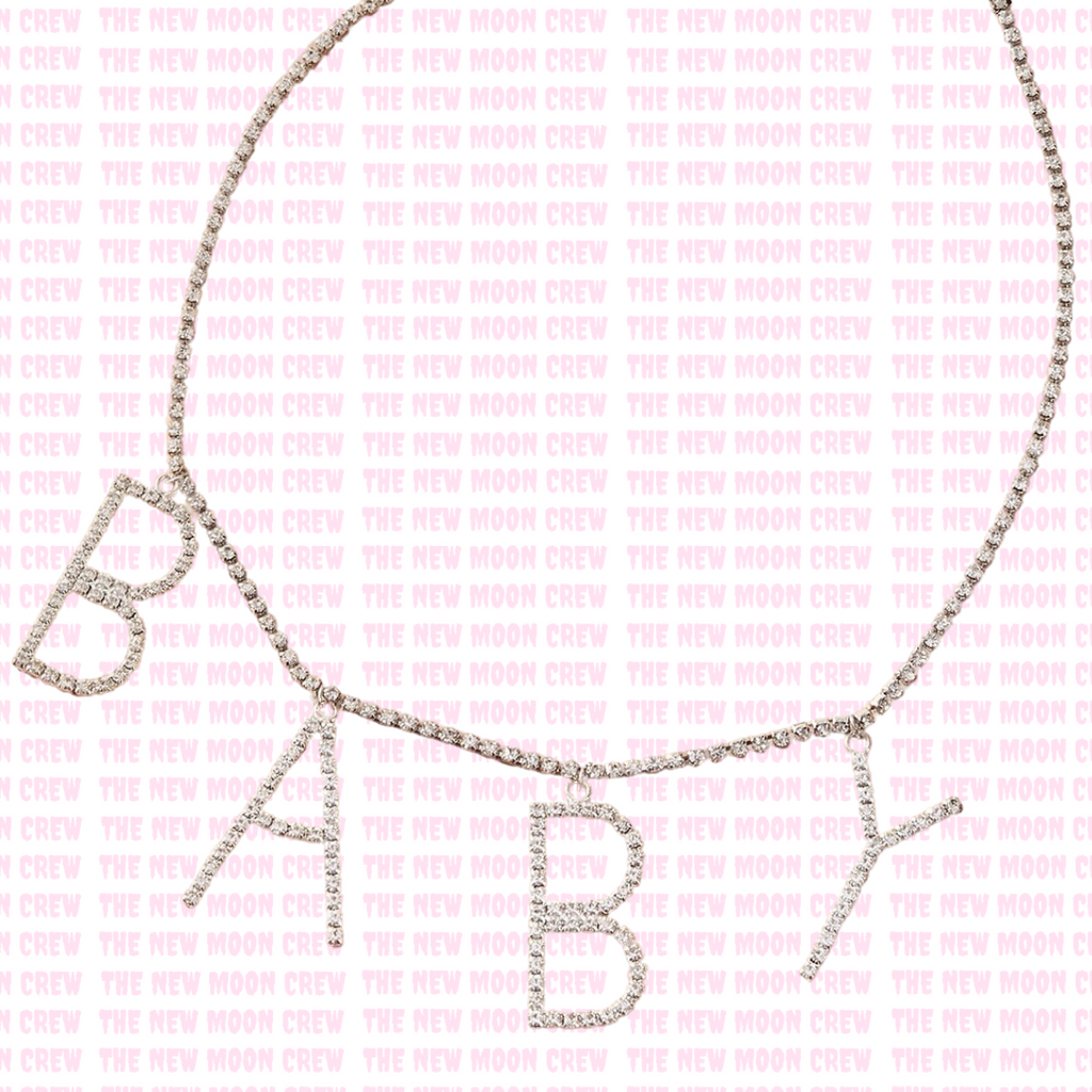 Big Baby Blingin Necklace