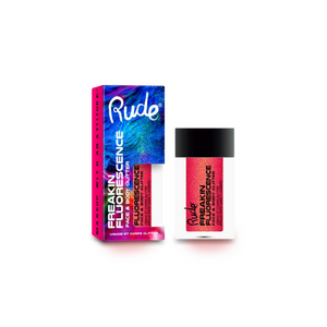 RUDE ✨ Freakin Fluorescence Face & Body Glitter - Until Dawn