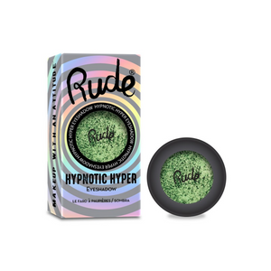 RUDE ✨ Hypnotic Hyper Duo Chrome Eyeshadow - Wave Rave