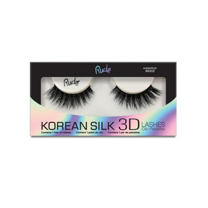 RUDE ✨ Korean Silk 3D Lashes - Audacious
