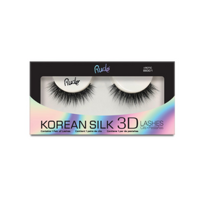 RUDE ✨ Korean Silk 3D Lashes - Erotic