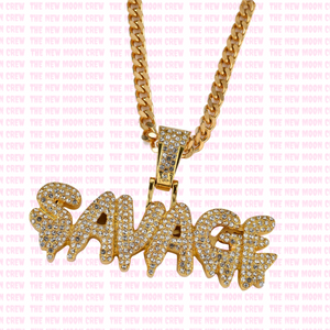 Savage Bling Necklace