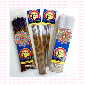 Moondance Incense 10g - Lavender