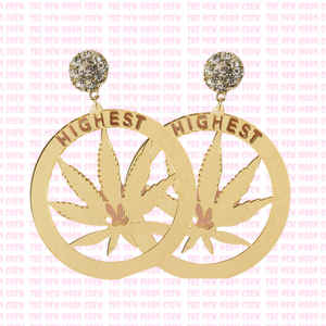 Highest In The Room Earrings