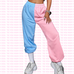 Color Block Trackpants