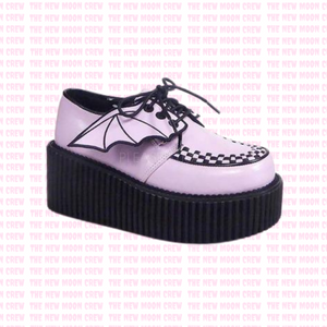 Creeper - Lavender Bat Flats