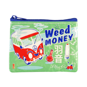 Weed Money Coin Pouch