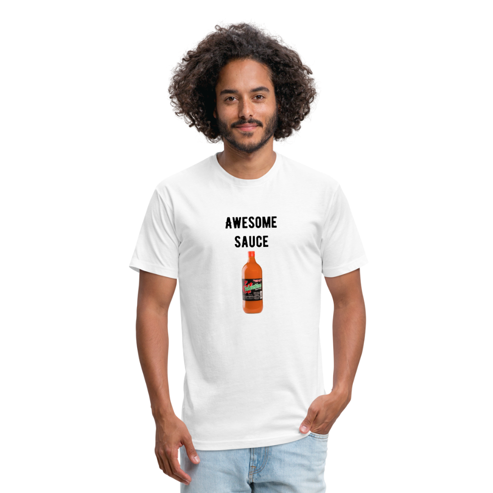 Awesome Sauce - Premium T - white