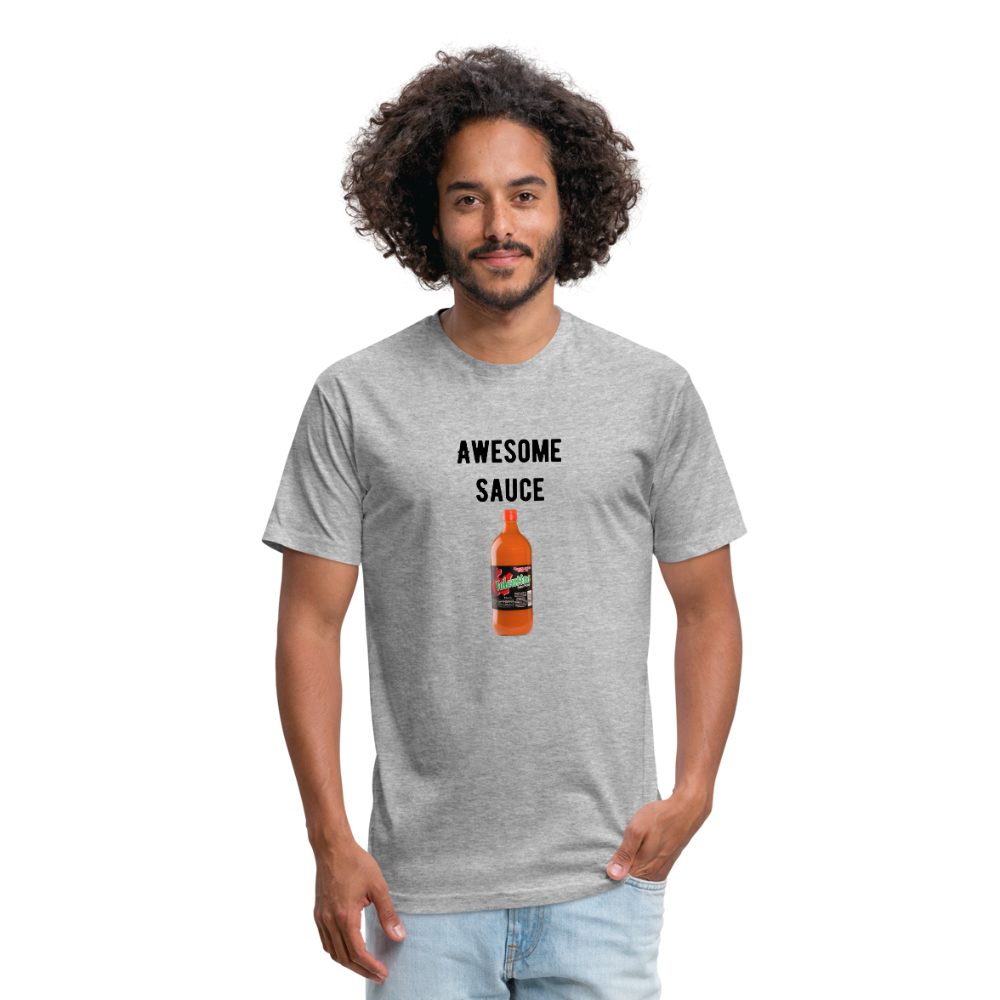 Awesome Sauce - Premium T - heather gray