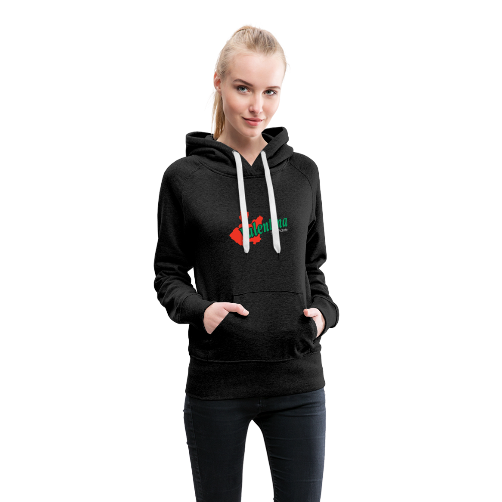 Women's Extremely Soft Hoodie *Cozy Alert!* - charcoal gray