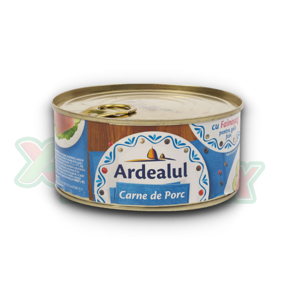 ARDEALUL PORK MEAT 300GR 6/BOX