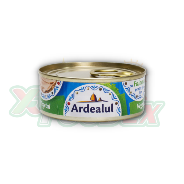 ARDEALUL VEGETABLE SPREAD 100GR 6/BOX