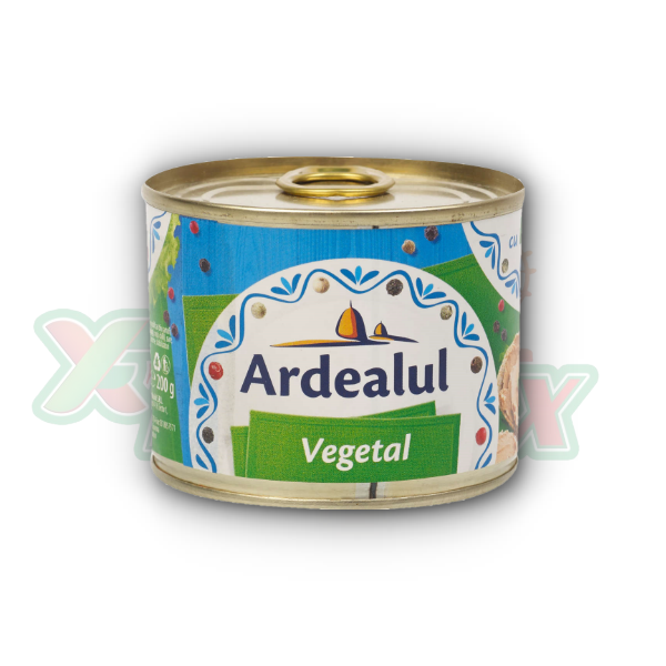 ARDEALUL VEGETABLE SPREAD 200GR 6/BOX