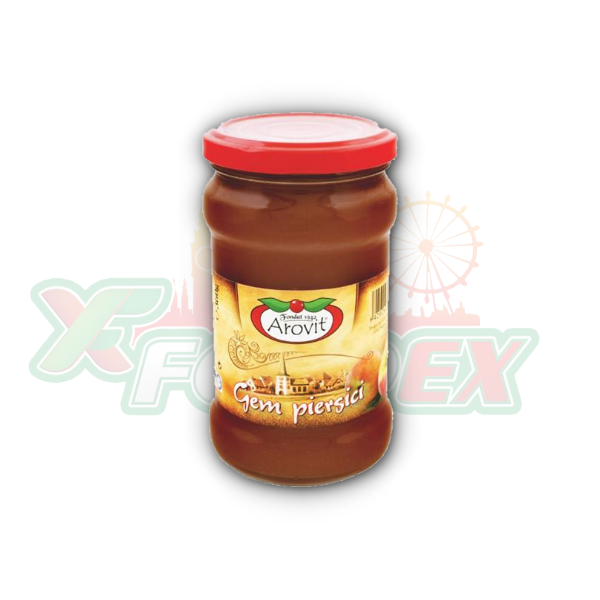 AROVIT PEACH JAM 360GR 6/BOX