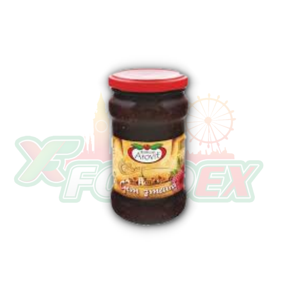 AROVIT RASPBERRY JAM 360GR 6/BOX