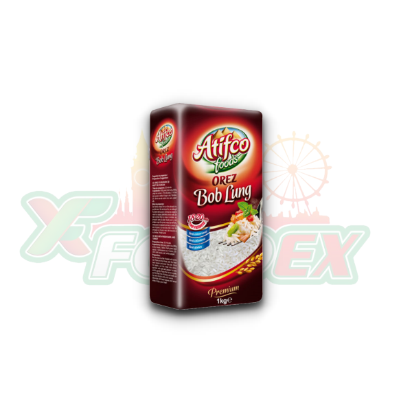 ATIFCO LONG GRAIN RICE 1KG 10/BOX
