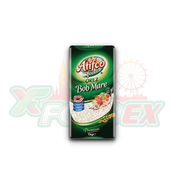 ATIFCO LARGE GRAIN RICE 1KG 10/BOX