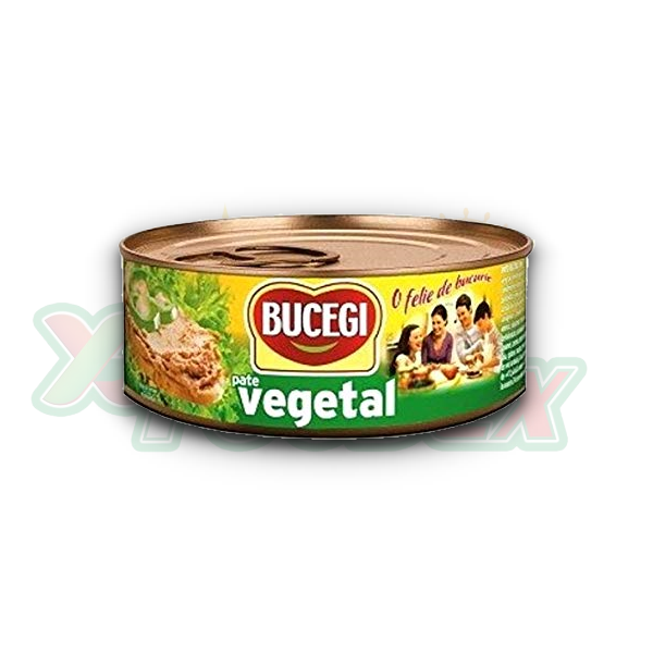 BUCEGI CLASSIC VEGETABLE SPREAD 120GR 60/BOX