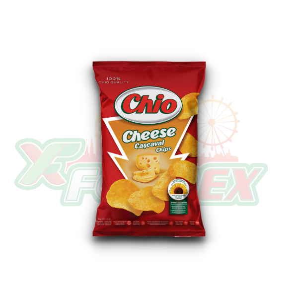 CHIO CHIPS WITH CHEESE 65GR 30/BOX