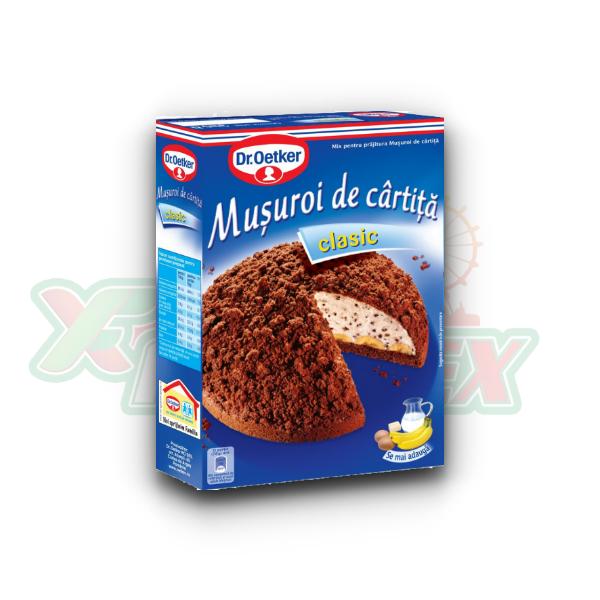 DR. OETKER ANTHILL CAKE 350GR 8/BOX