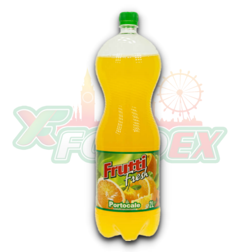 FRUTTI FRESH ORANGE 2L 6/BOX