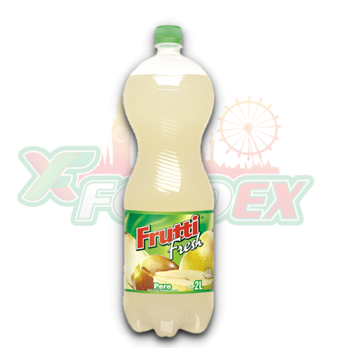 FRUTTI FRESH PEARS 2L 6/BOX