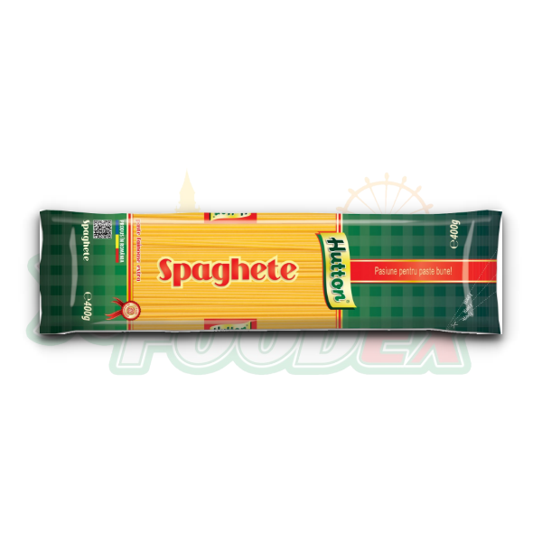 HUTTON SPAGHETTI 400GR 20/BOX