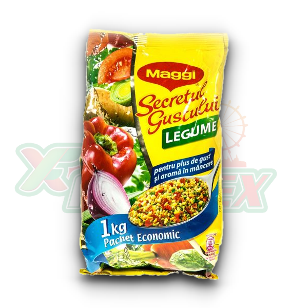 MAGGI INTENSE FLAVOR VEGETABLES 1KG 10/BOX