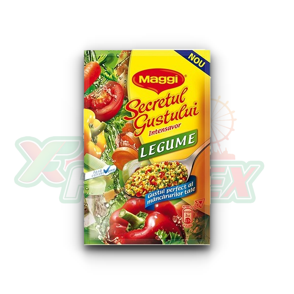 MAGGI INTENS FLAVOR VEGETABLES 200GR 12/BOX