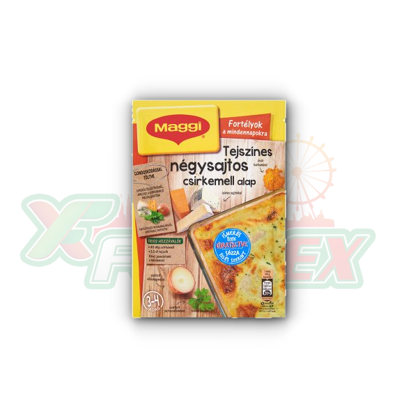 MAGGI CHICKEN BREAST WITH 4 CHEESE BASE 29GR 25/BOX