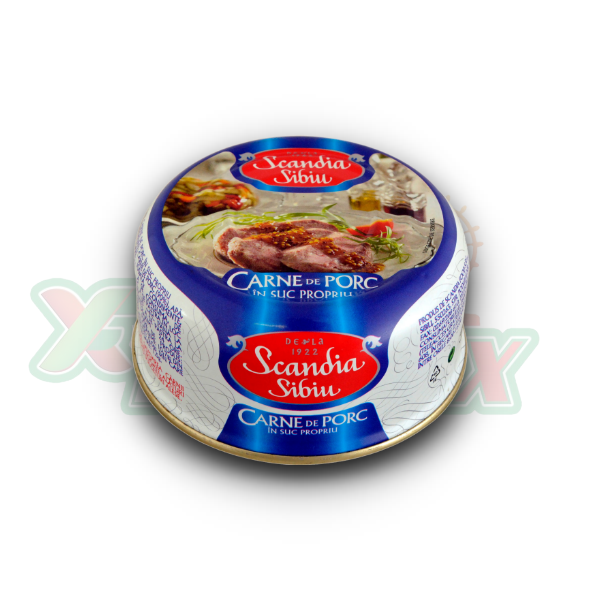 SCANDIA PORK MEAT 300GR 6/BOX