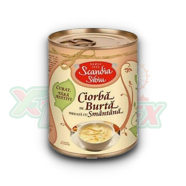 SCANDIA SIBIU TRIPE SOUP 820GR 6/BOX