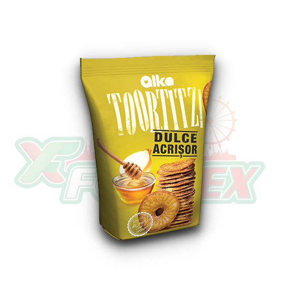 ALKA TOORTITZI SWEET & SOUR FLAVOR 80GR 20/BOX