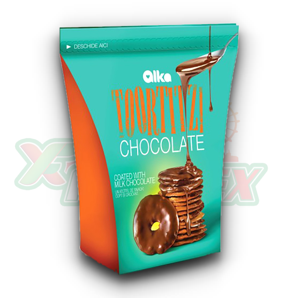 ALKA TOORTITZI WITH MILK CHOCOLATE 100GR