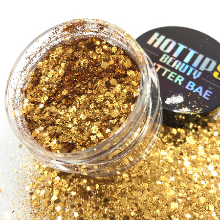 Solid Color Glitter Mix