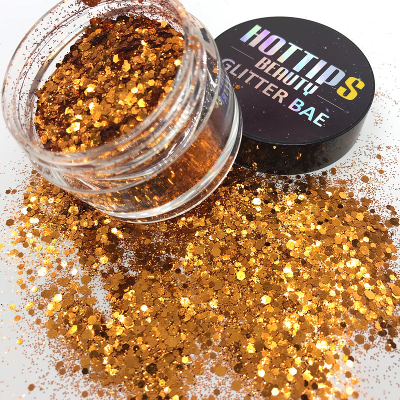 Solid Color Glitter Mix 62
