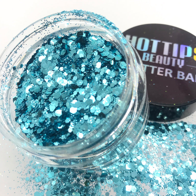 Solid Color Glitter Mix 93