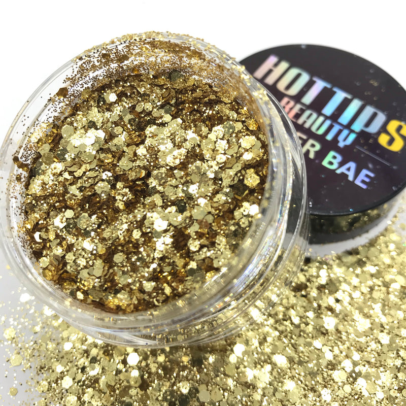 Solid Color Glitter Mix 91