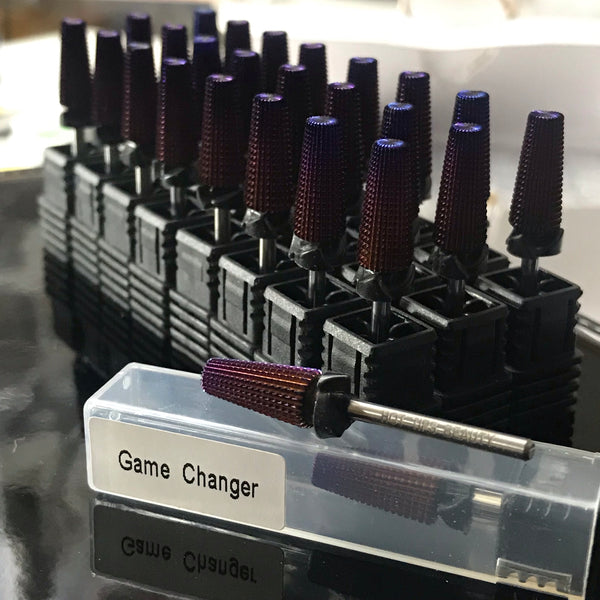 Game Changer Nail Drill Bit  (2 ways)